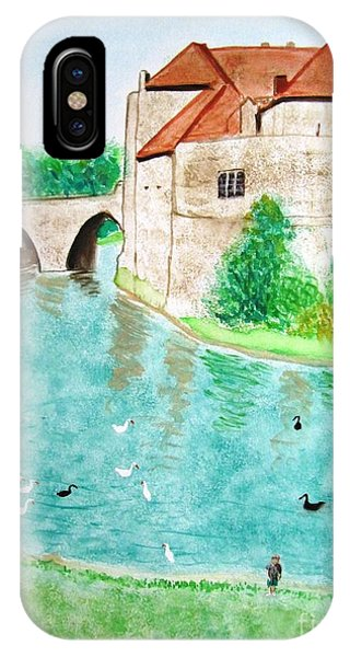 Leeds Castle  IPhone Case