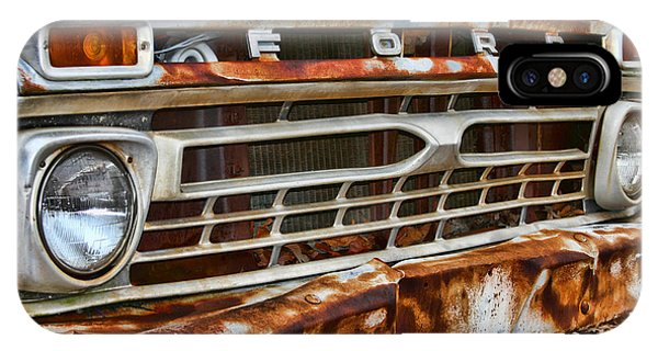 Left To Rust By Diana Sainz IPhone Case