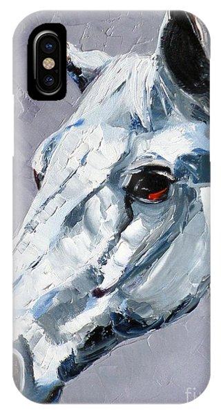 Legend - Sport Horse IPhone Case