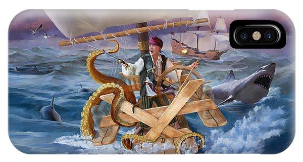 Legendary Pirate IPhone Case