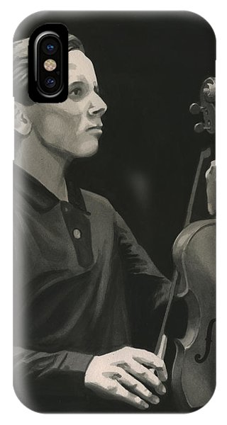 Legendary Violinist IPhone Case