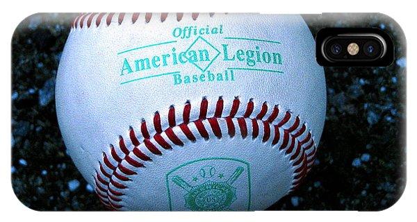 Legion Baseball Phone Case by Colleen Kammerer