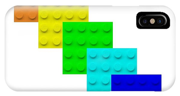 iPhone Case - Lego Box White by Rob Hans