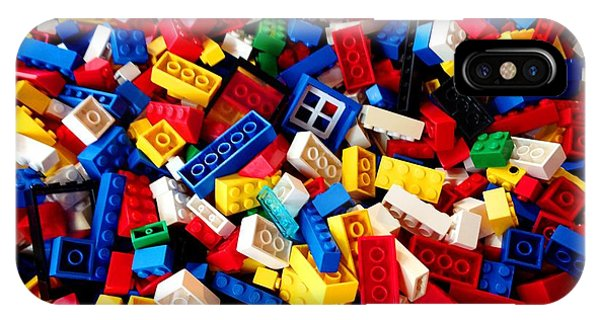 Lego - From 4 To 99 IPhone Case