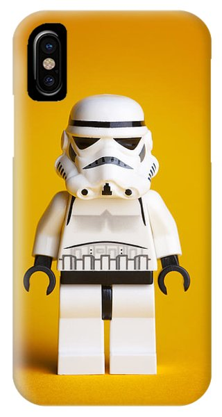 Lego Storm Trooper IPhone Case