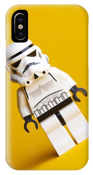 Lego Stormtrooper IPhone Case