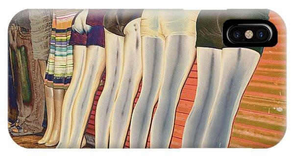 Legs 846a IPhone Case