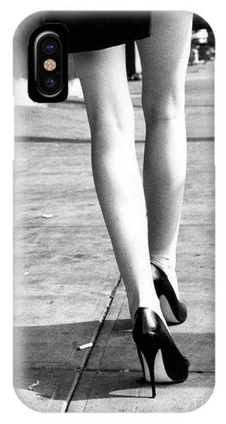Legs New York IPhone Case
