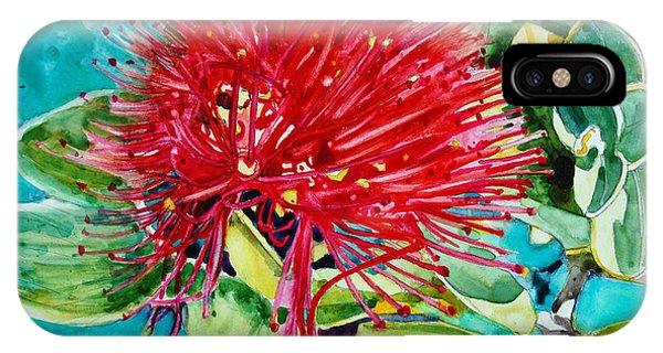 Lehua Blossom IPhone Case