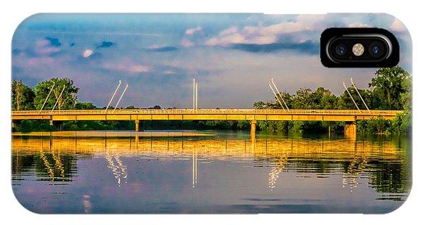 Lemay Ferry Bridge IPhone Case