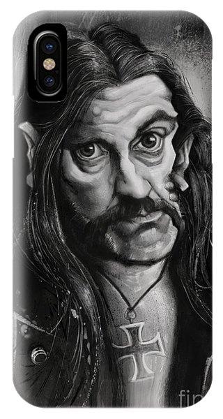 Lemmy IPhone Case