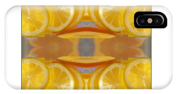 Lemon Drop Phone Case by Don Powers