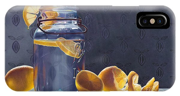 Lemonade Phone Case by Arlene Steinberg