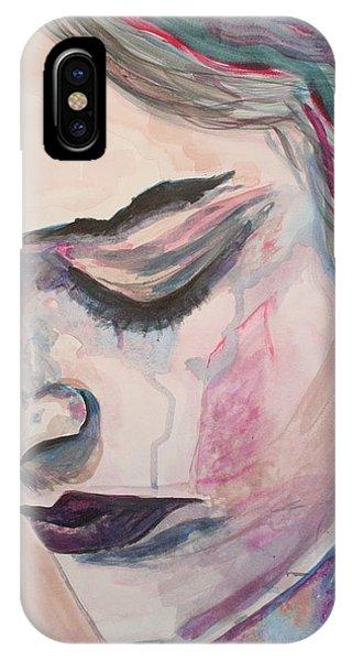 L'encre De Tes Yeux IPhone Case