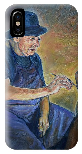 Figurative Painting IPhone Case