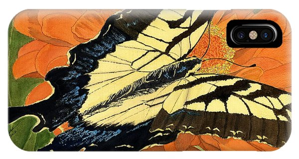 Lepidoptery IPhone Case