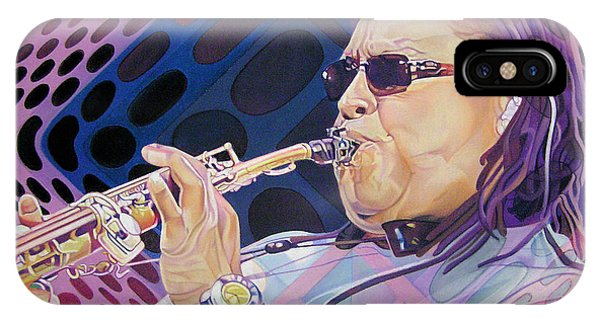 Leroi Moore-op Art Series IPhone Case