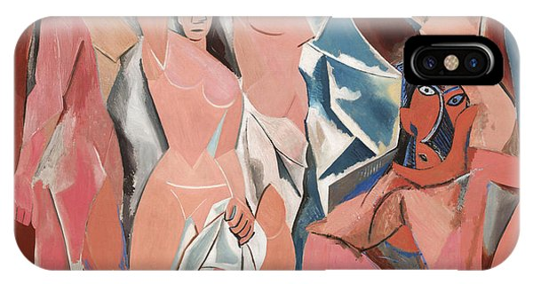 Les Demoiselles D Avignon IPhone Case