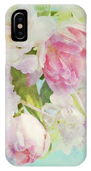 Les Fleurs IPhone Case