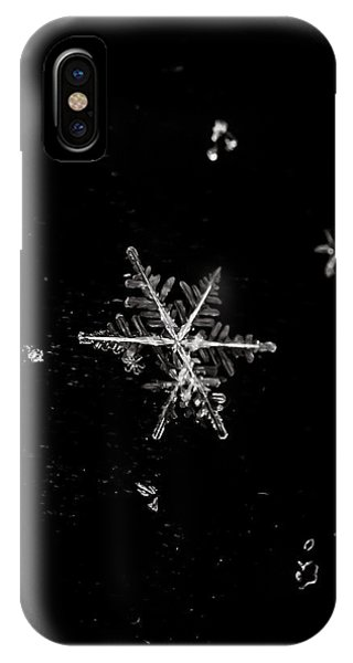 Let It Snow IPhone Case