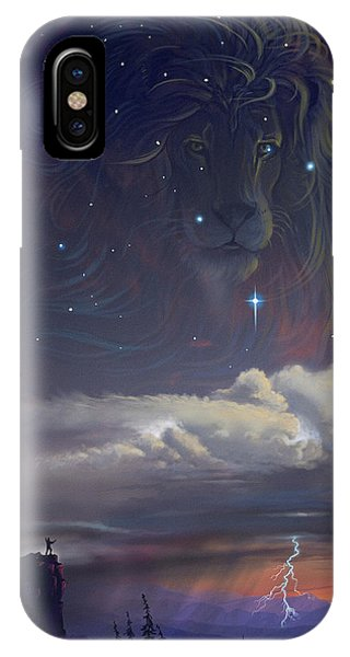Let The Wind Blow IPhone Case