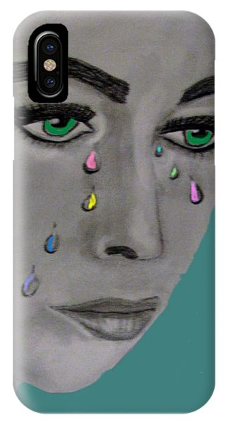 Let There Be Tears IPhone Case
