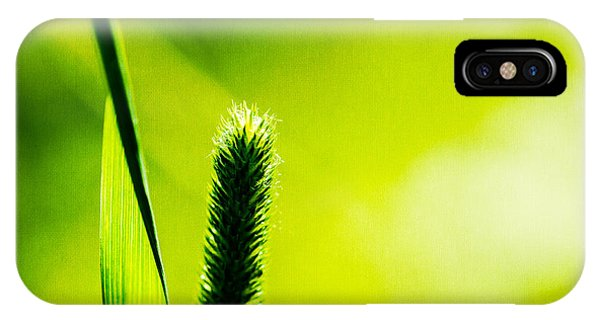 Let World Be Green IPhone Case
