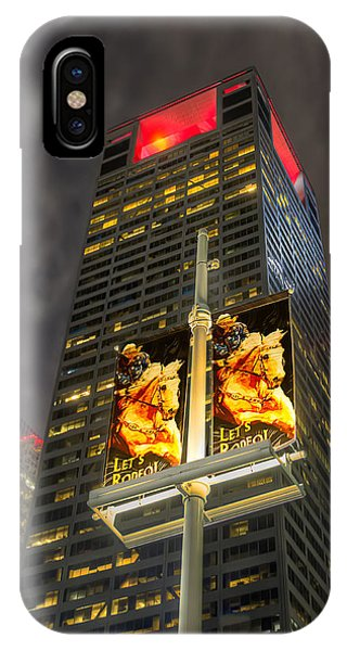 Let's Rodeo IPhone Case