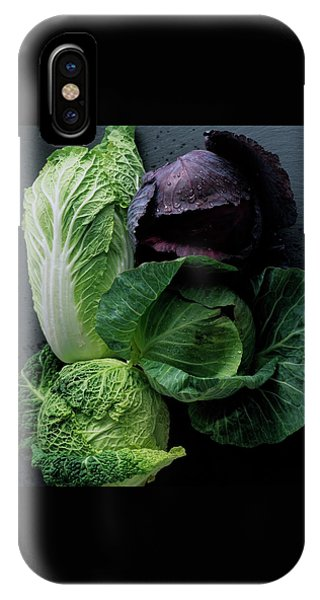 Lettuce iPhone Case - Lettuce by Romulo Yanes
