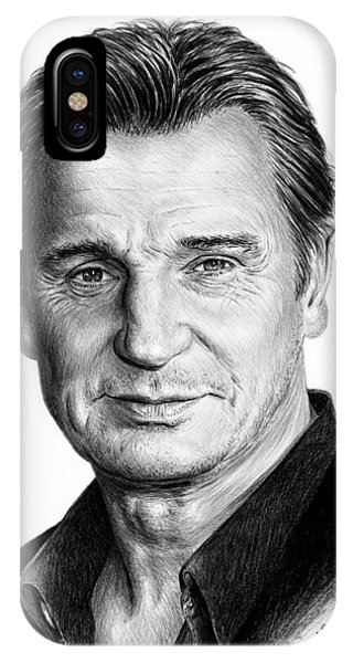 Liam Neeson IPhone Case