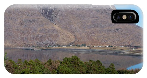 Liathach - Torridon  IPhone Case