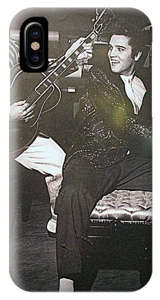 Liberace And Elvis IPhone Case