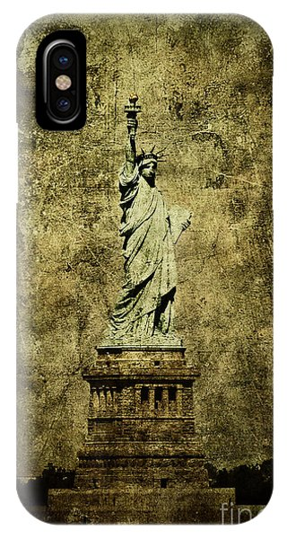 iPhone Case - Liberation by Andrew Paranavitana