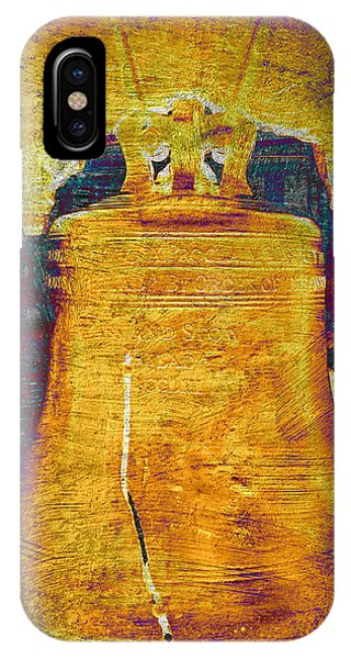 Liberty Bell 2.1 IPhone Case