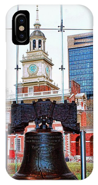 Liberty Bell IPhone Case