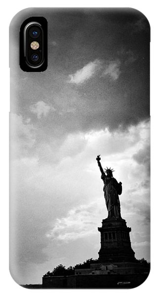 Liberty Enlightening The World IPhone Case