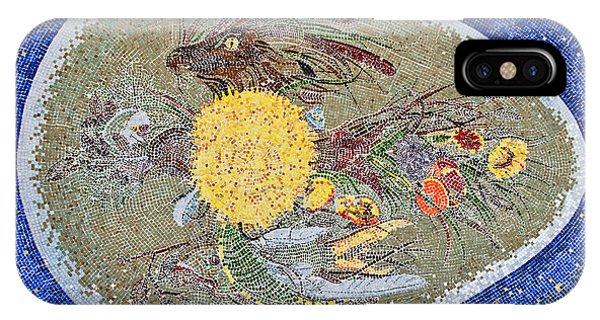 Life Inception Mosaic Phone Case by Mae Wertz