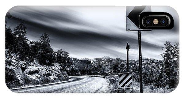 Life Is A Highway Colorado  IPhone Case