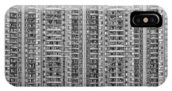 Facade iPhone Case - Life Of Big City by Ben Tam