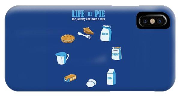 Fork iPhone Case - Life Of Pie by Neelanjana  Bandyopadhyay