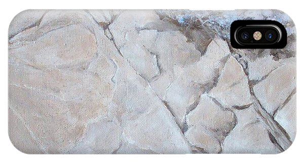Life On The Rocks IPhone Case