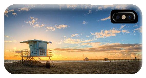Lifeguard Off Duty IPhone Case