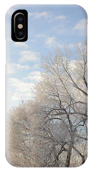 Lifting Fog IPhone Case