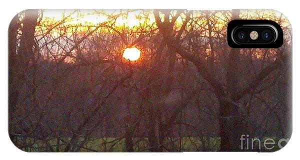 Light At Sunrise IPhone Case