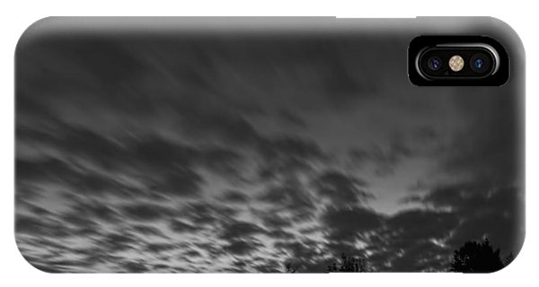 Dawn Over The Highway IPhone Case