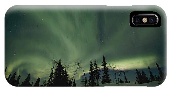 Light Dancers IPhone Case