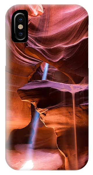 Light Erosion IPhone Case