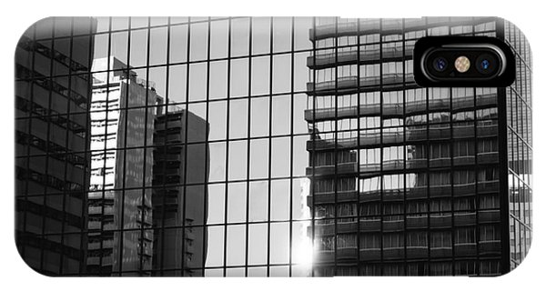 Light Fading In Downtown Tokyo IPhone Case