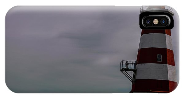 Light House Ns IPhone Case