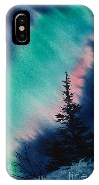 Light In The Dark Of Night IPhone Case